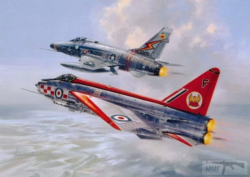 81084 - Художественные картины на авиационную тематику