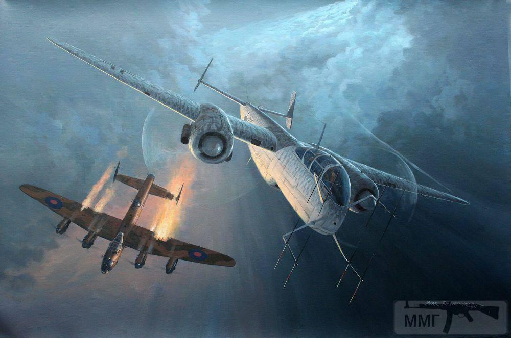 81085 - Художественные картины на авиационную тематику