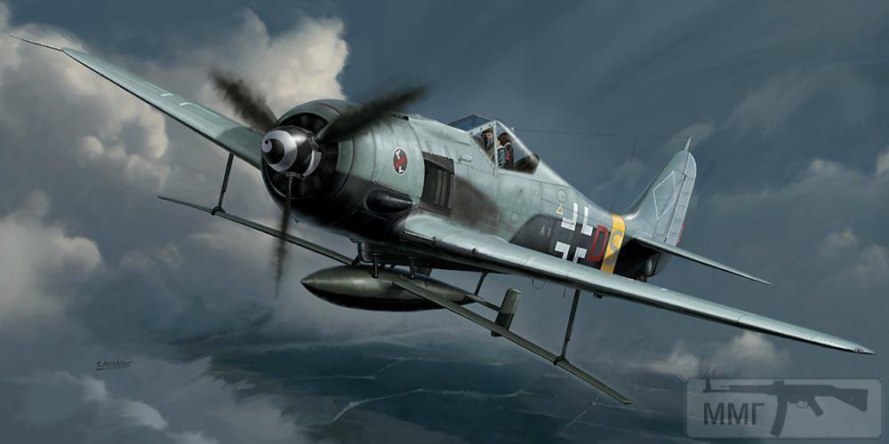 81086 - Художественные картины на авиационную тематику