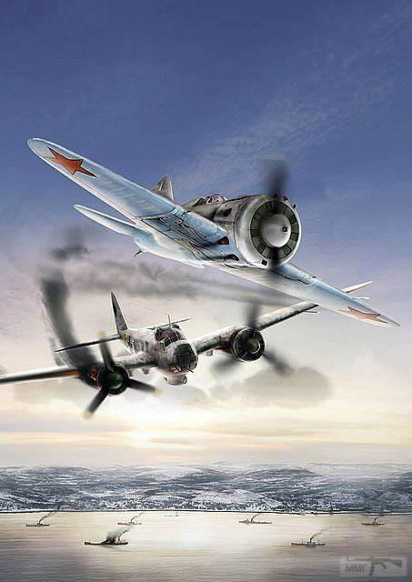 81089 - Художественные картины на авиационную тематику