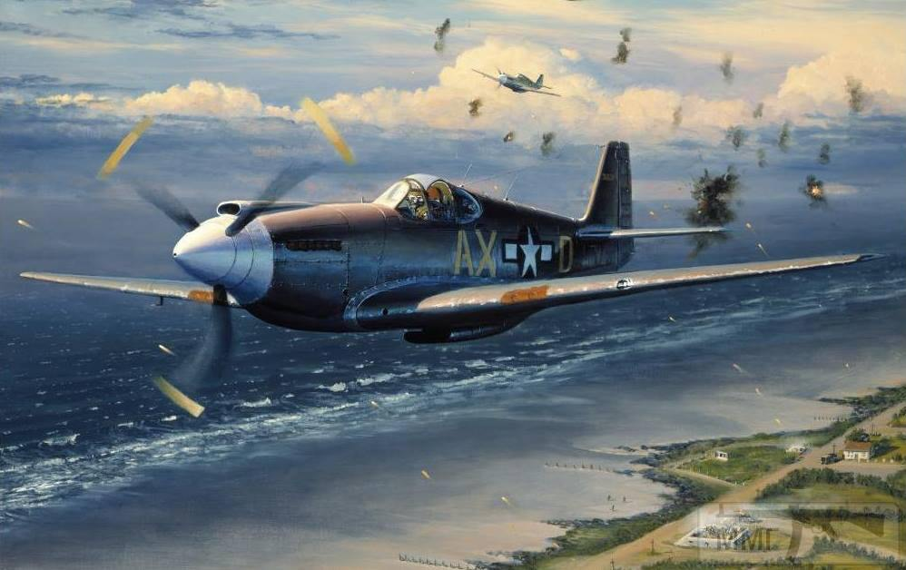 81094 - Художественные картины на авиационную тематику