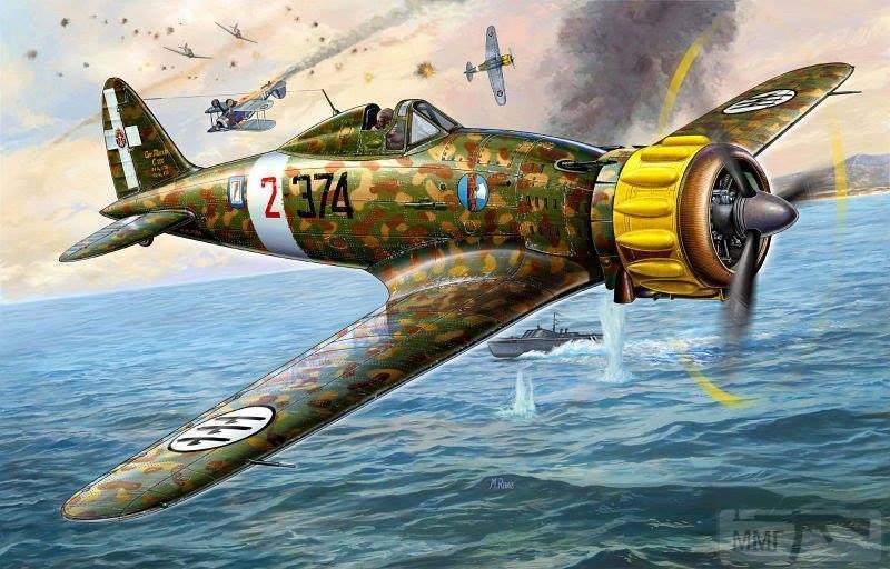81101 - Художественные картины на авиационную тематику