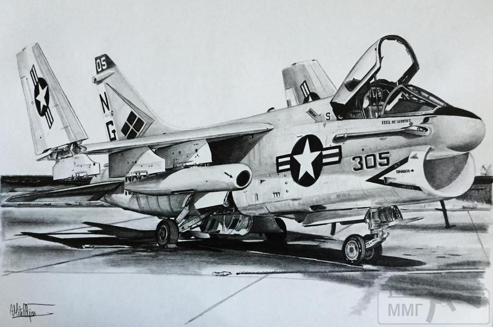 81102 - Художественные картины на авиационную тематику