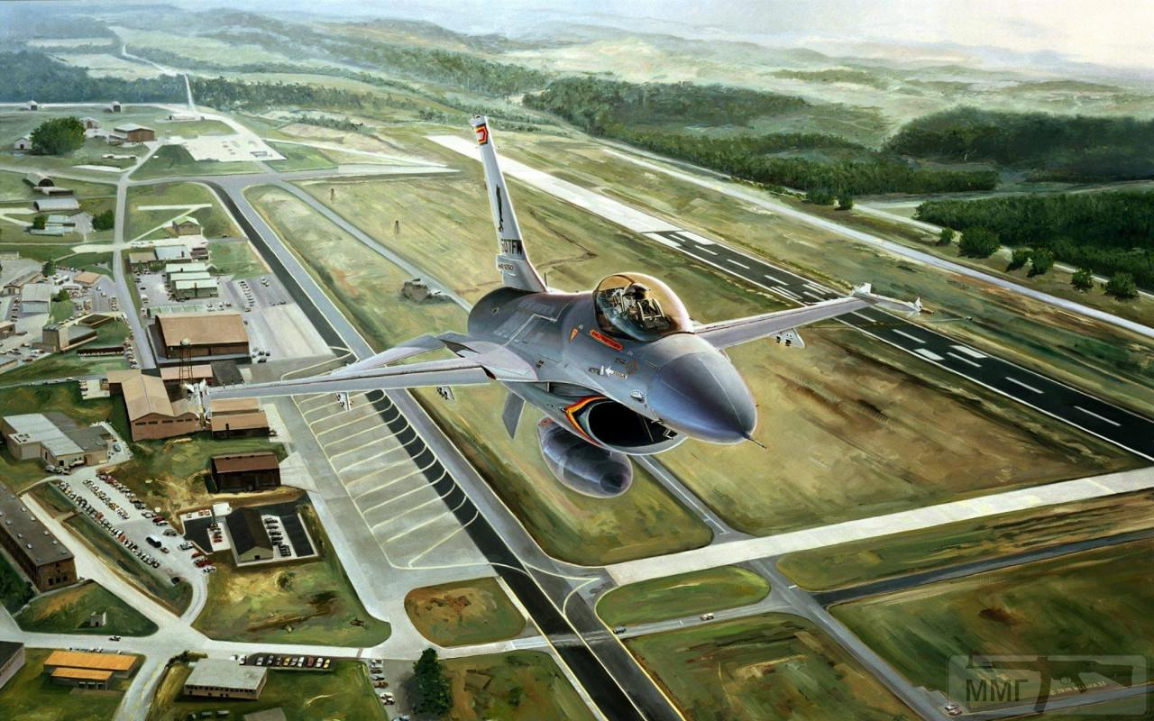 81103 - Художественные картины на авиационную тематику