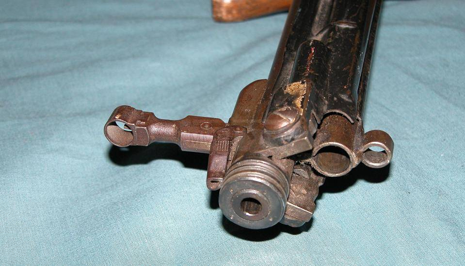 813 - Fallschirmjägergewehr 42