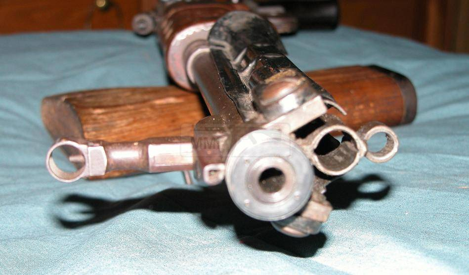 814 - Fallschirmjägergewehr 42