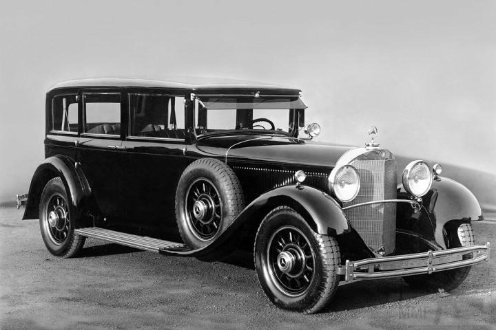 8146 - Легковые автомобили Третьего рейха