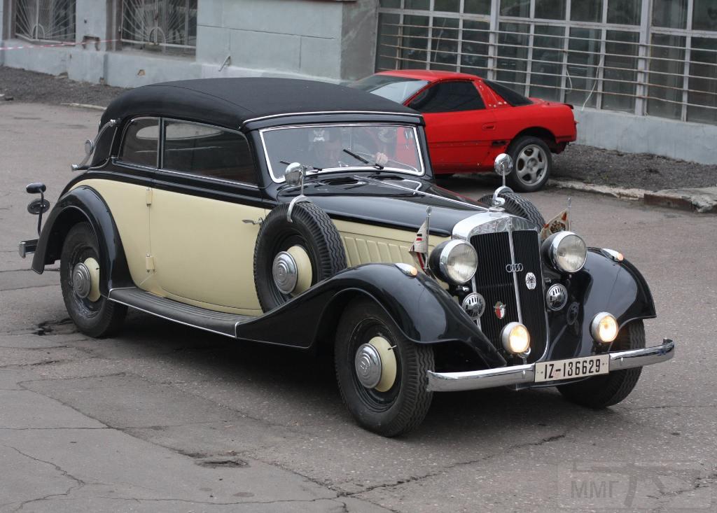 8158 - Легковые автомобили Третьего рейха