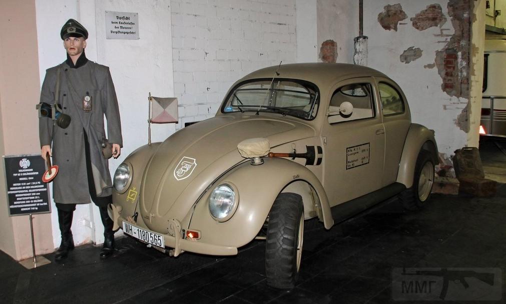 8160 - Легковые автомобили Третьего рейха