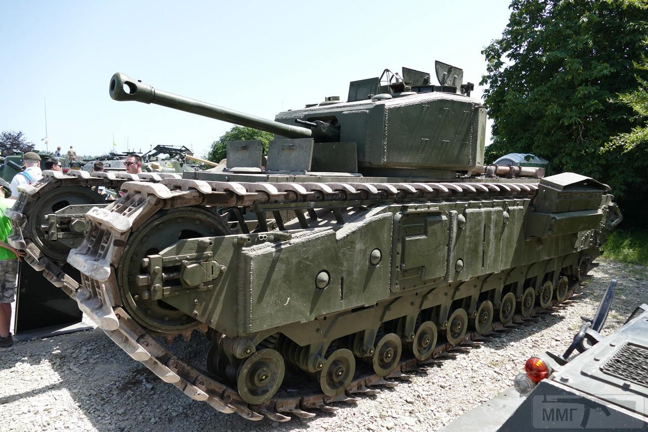 81614 - Британские танки Второй мировой