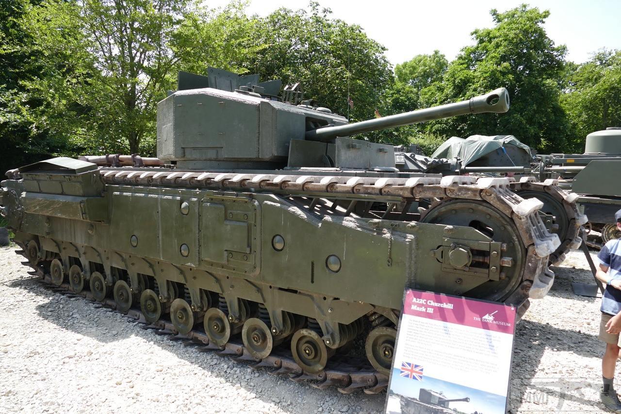 81615 - Британские танки Второй мировой