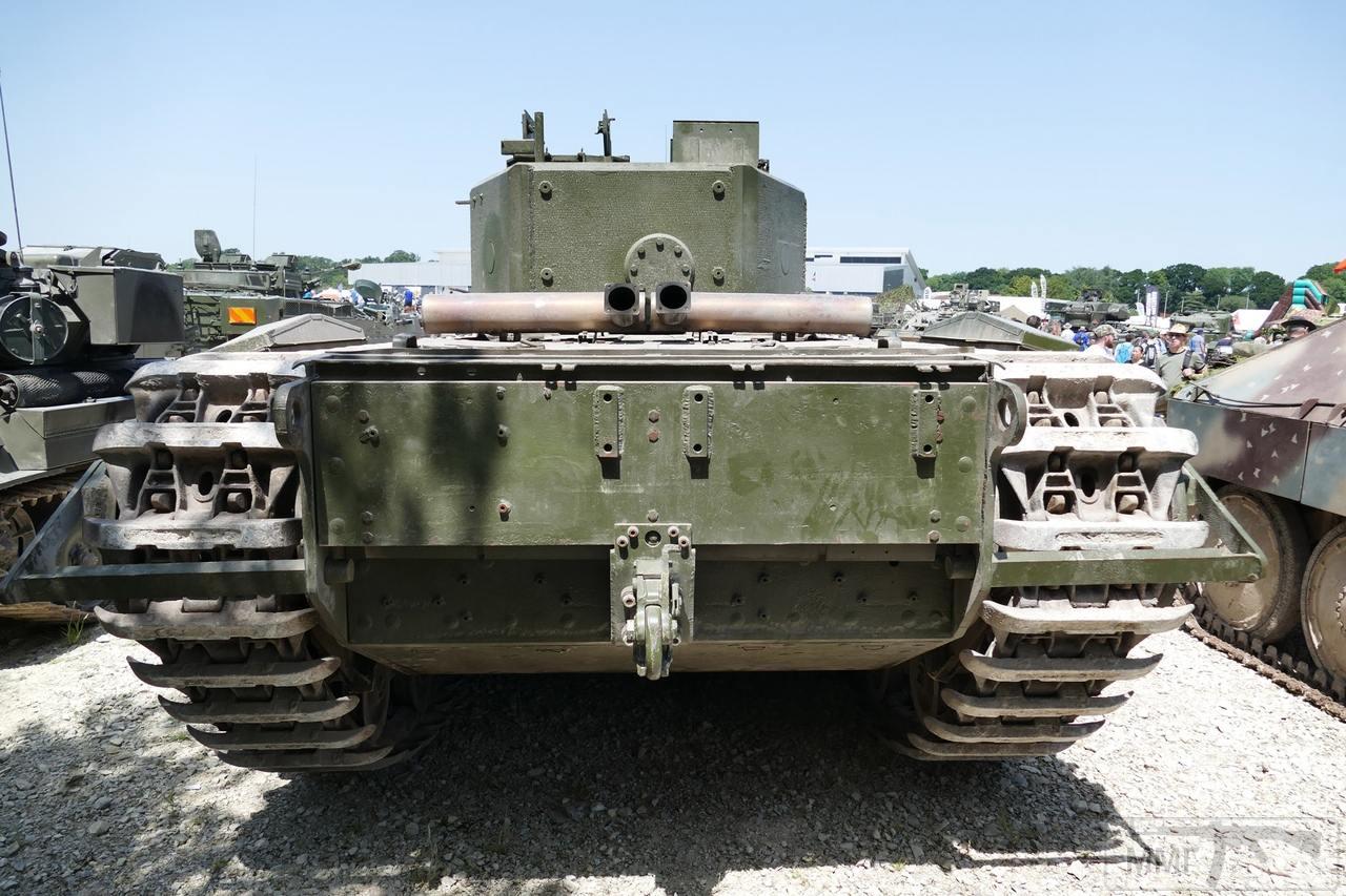 81616 - Британские танки Второй мировой