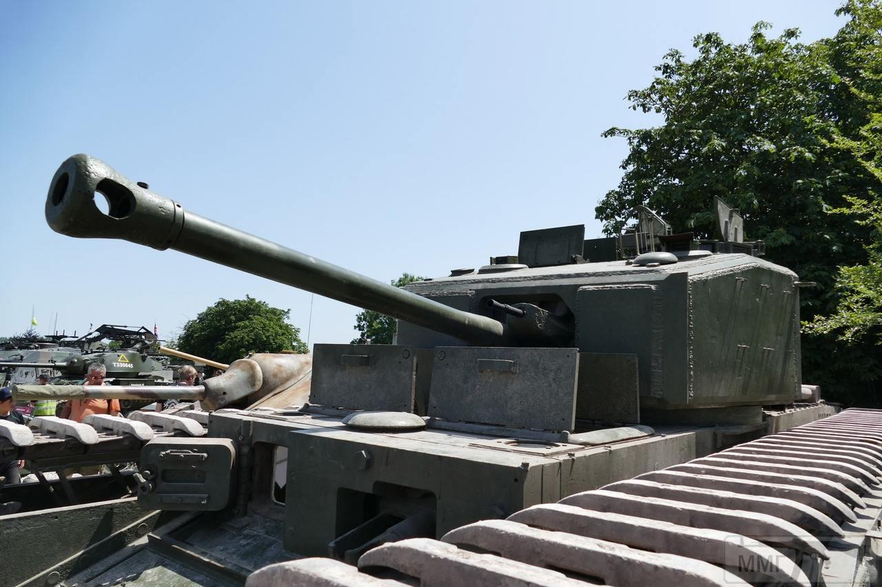 81619 - Британские танки Второй мировой