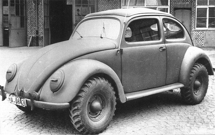 8162 - Легковые автомобили Третьего рейха
