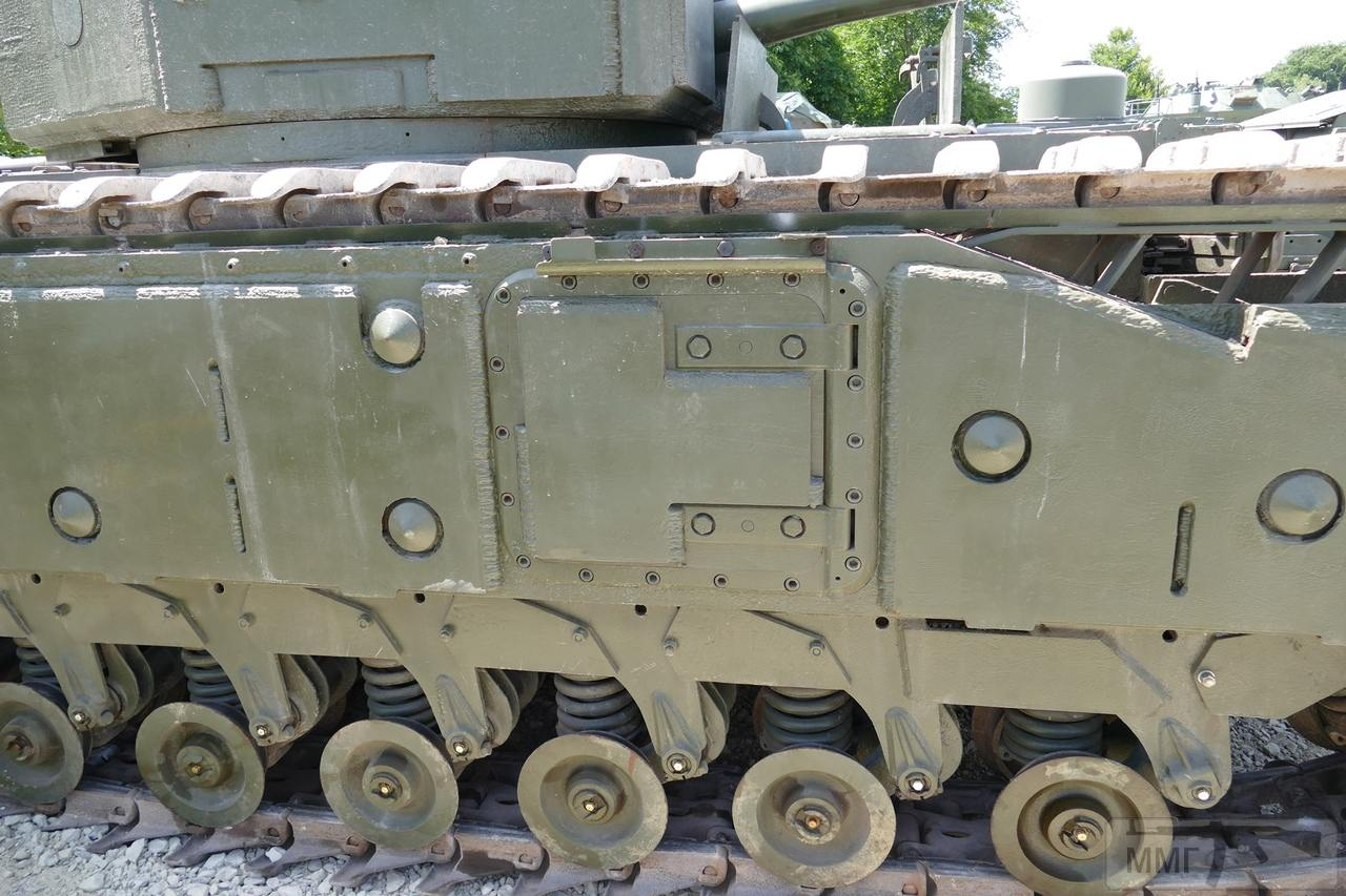81621 - Британские танки Второй мировой