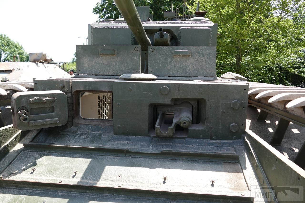 81623 - Британские танки Второй мировой
