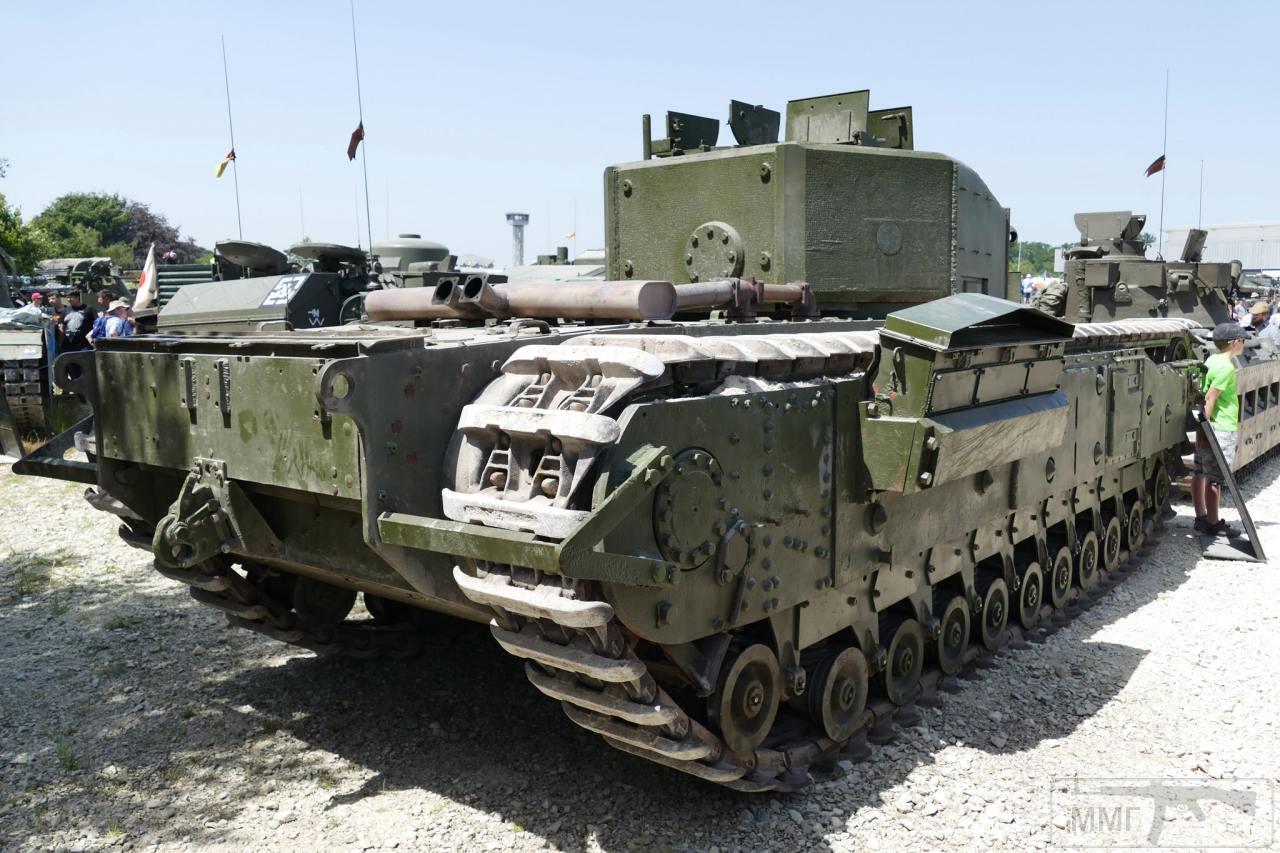 81625 - Британские танки Второй мировой