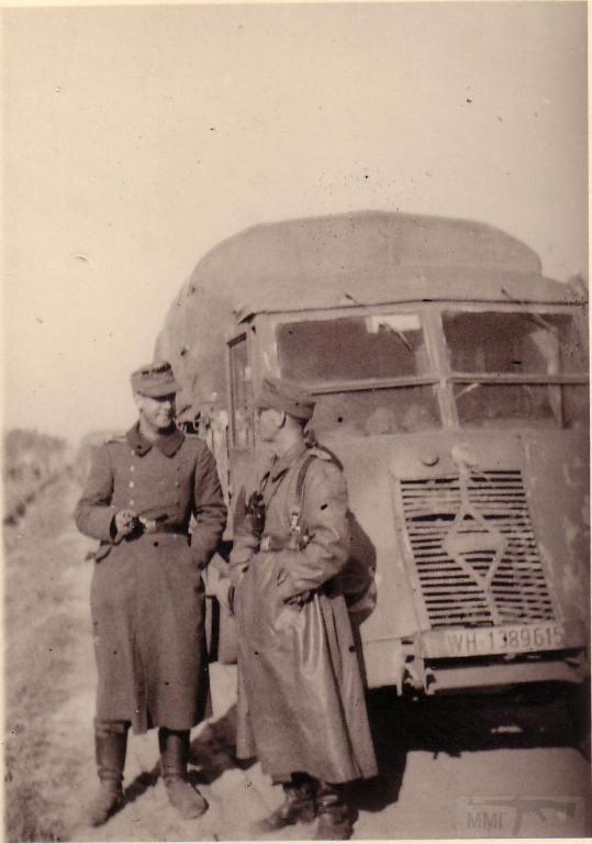 8170 - Грузовые и спец.автомобили Третьего рейха