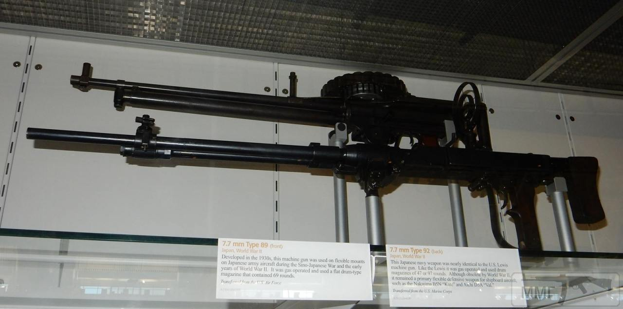 81744 - Авиационные пулеметы