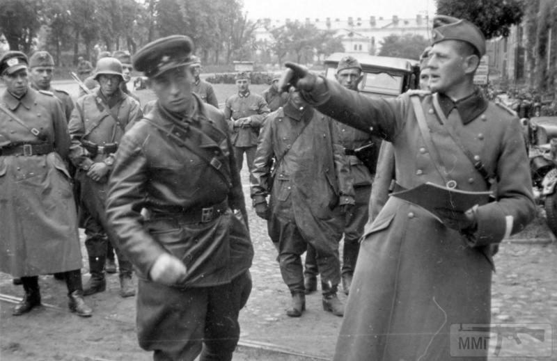 81761 - Раздел Польши и Польская кампания 1939 г.