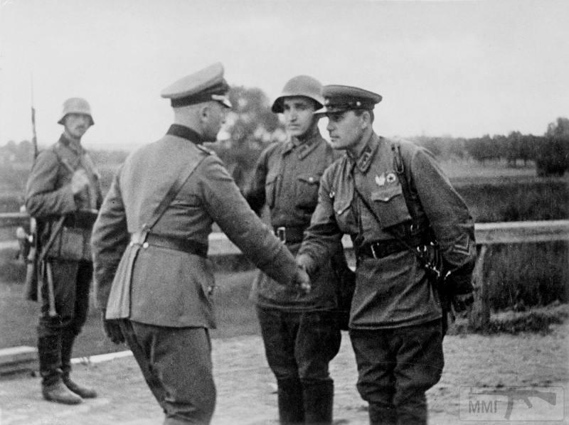 81766 - Раздел Польши и Польская кампания 1939 г.