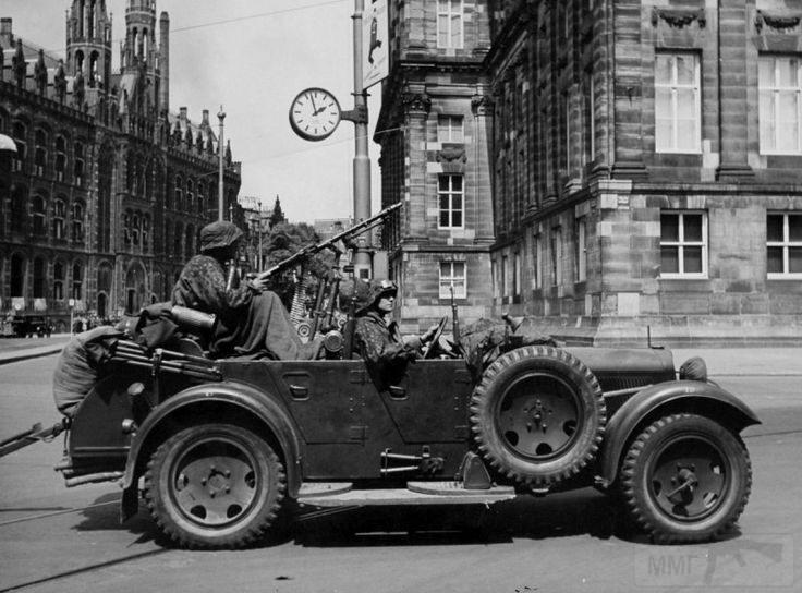 8179 - Легковые автомобили Третьего рейха