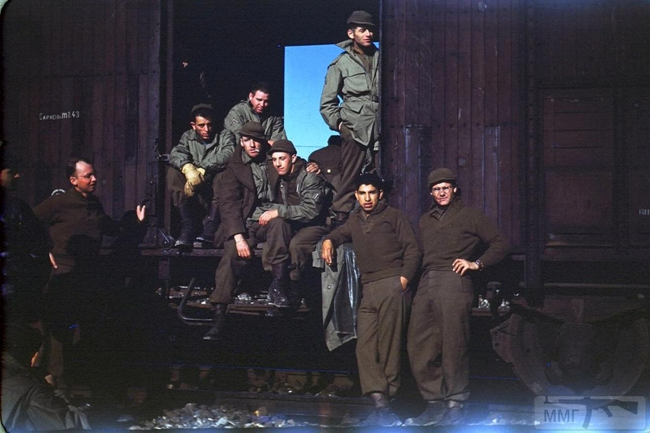 81840 - Военное фото 1939-1945 г.г. Западный фронт и Африка.