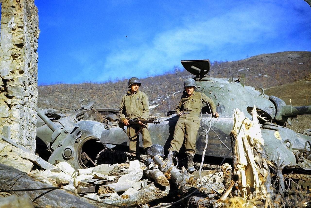 81842 - Военное фото 1939-1945 г.г. Западный фронт и Африка.