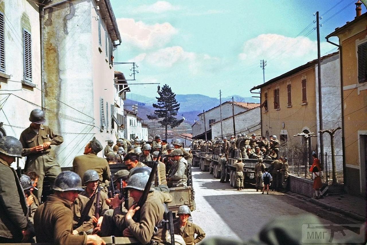 81843 - Военное фото 1939-1945 г.г. Западный фронт и Африка.