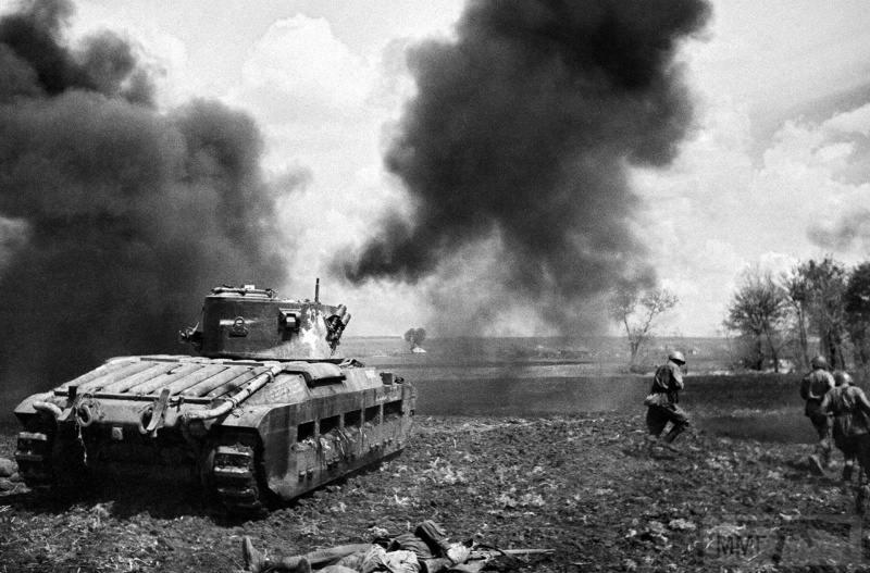 81887 - Британские танки Второй мировой