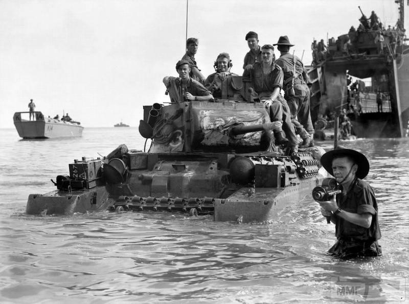 81888 - Британские танки Второй мировой
