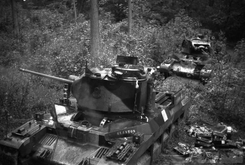 81890 - Британские танки Второй мировой