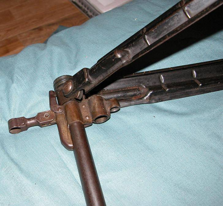 819 - Fallschirmjägergewehr 42