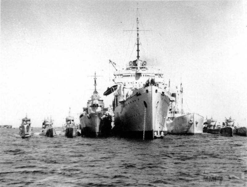81984 - Regia Marina - Italian Battleships Littorio Class и другие...