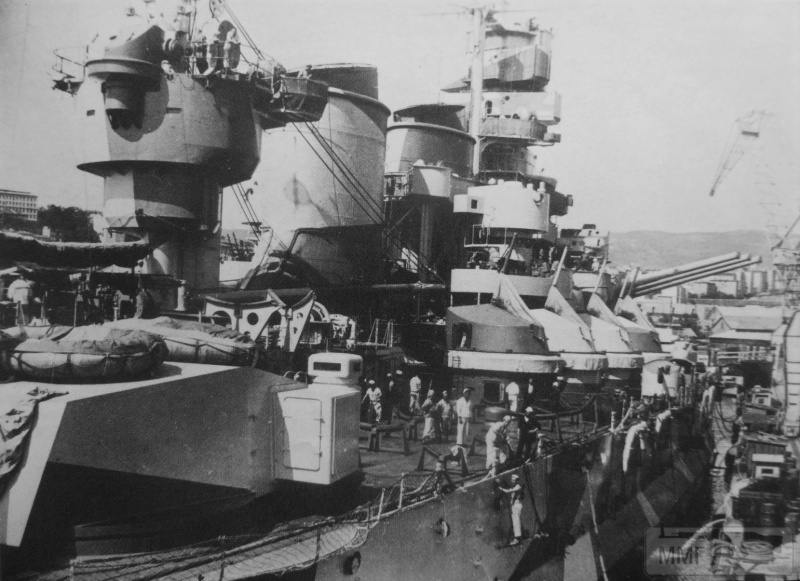 82048 - Regia Marina - Italian Battleships Littorio Class и другие...
