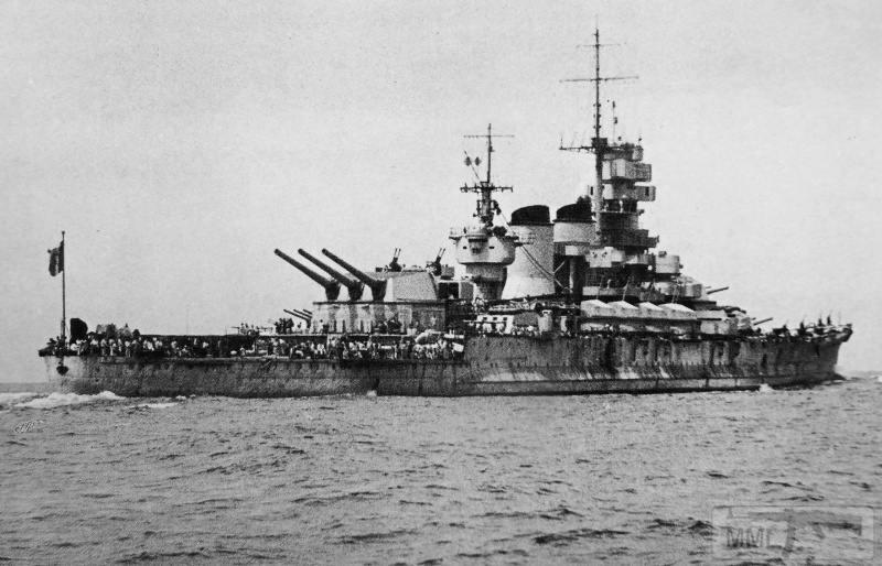 82050 - Regia Marina - Italian Battleships Littorio Class и другие...