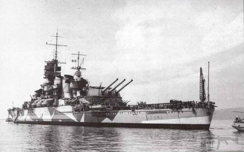 82051 - Regia Marina - Italian Battleships Littorio Class и другие...