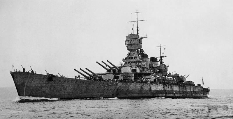 82052 - Regia Marina - Italian Battleships Littorio Class и другие...
