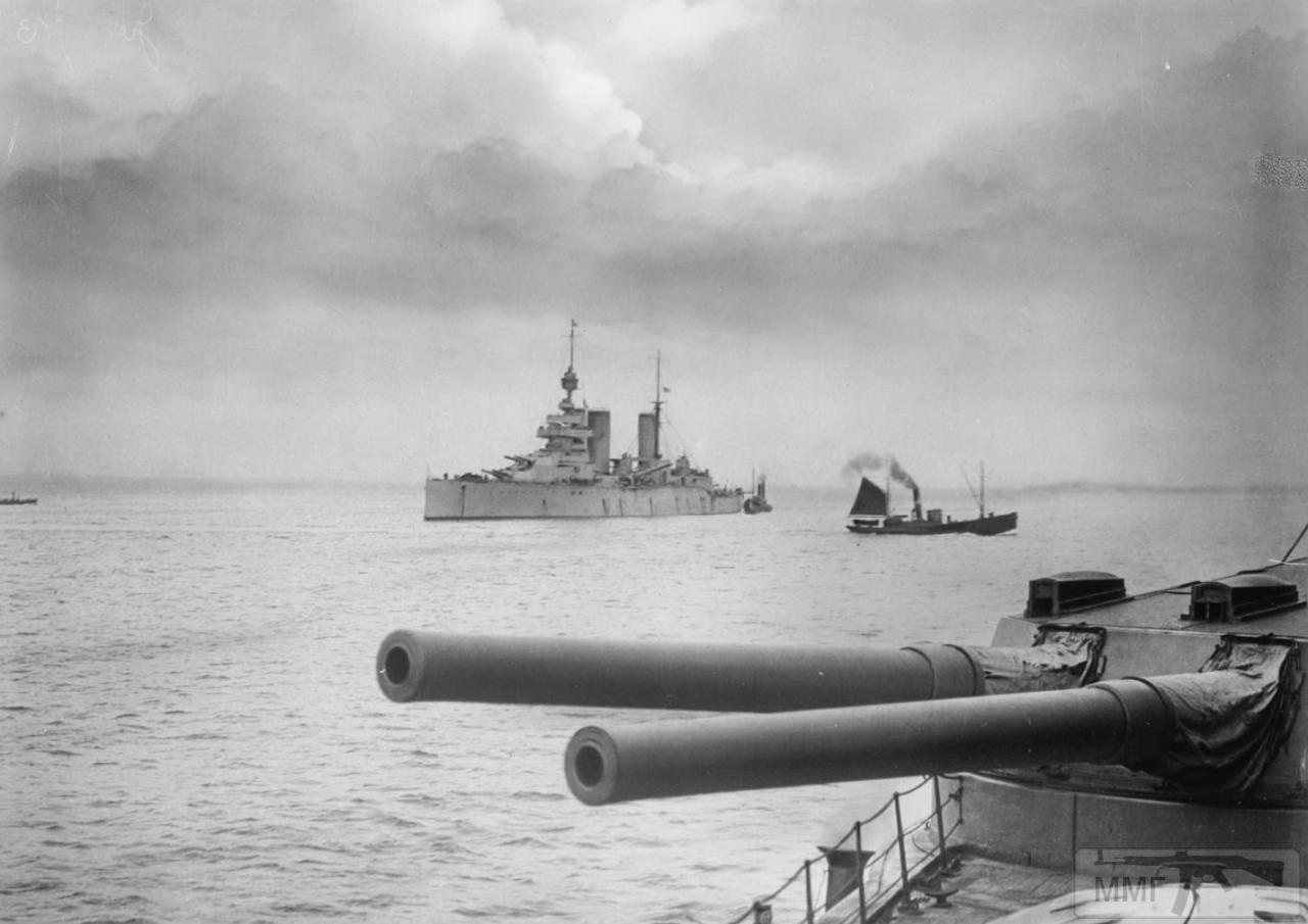 82124 - Броненосцы, дредноуты, линкоры и крейсера Британии