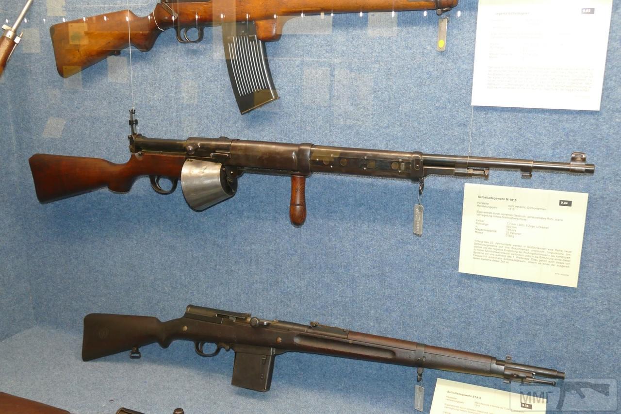 82269 - Самозарядные винтовки, общая тема.