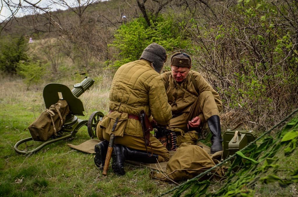 8230 - Освобождение Одессы