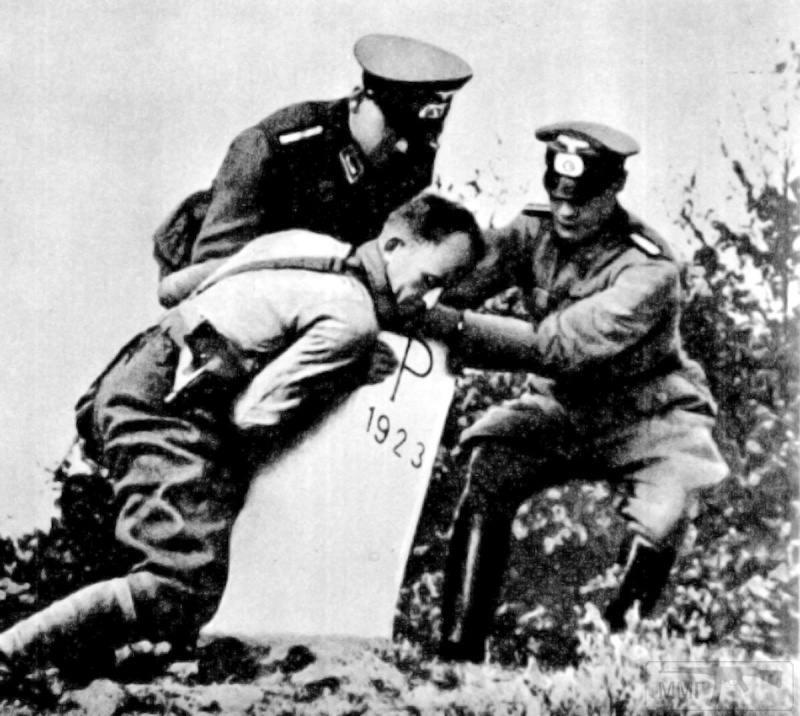 82317 - Раздел Польши и Польская кампания 1939 г.