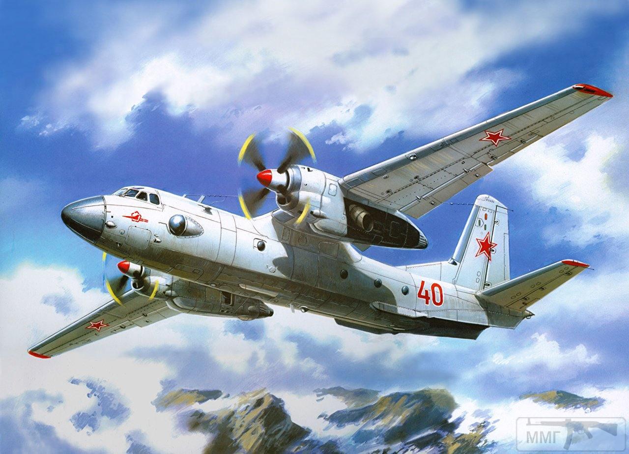 82344 - Художественные картины на авиационную тематику