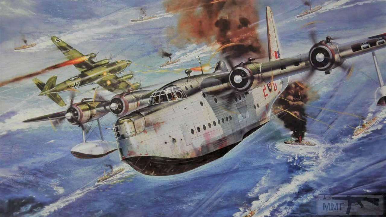 82398 - Художественные картины на авиационную тематику