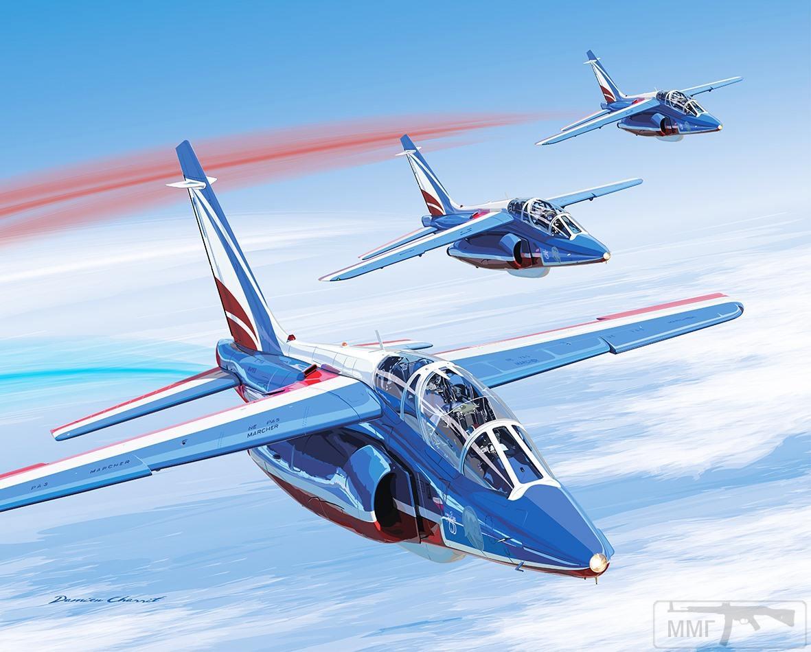 82402 - Художественные картины на авиационную тематику