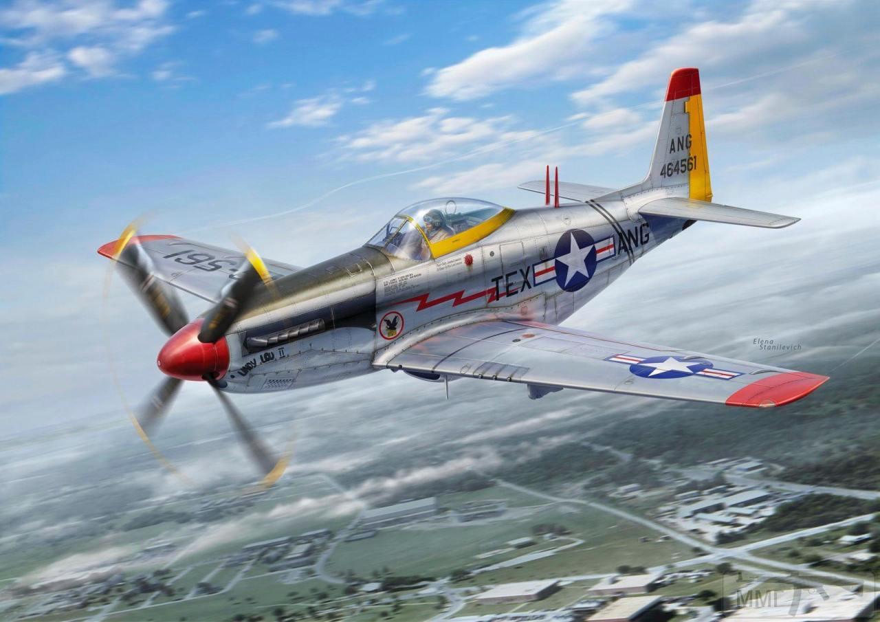 82406 - Художественные картины на авиационную тематику