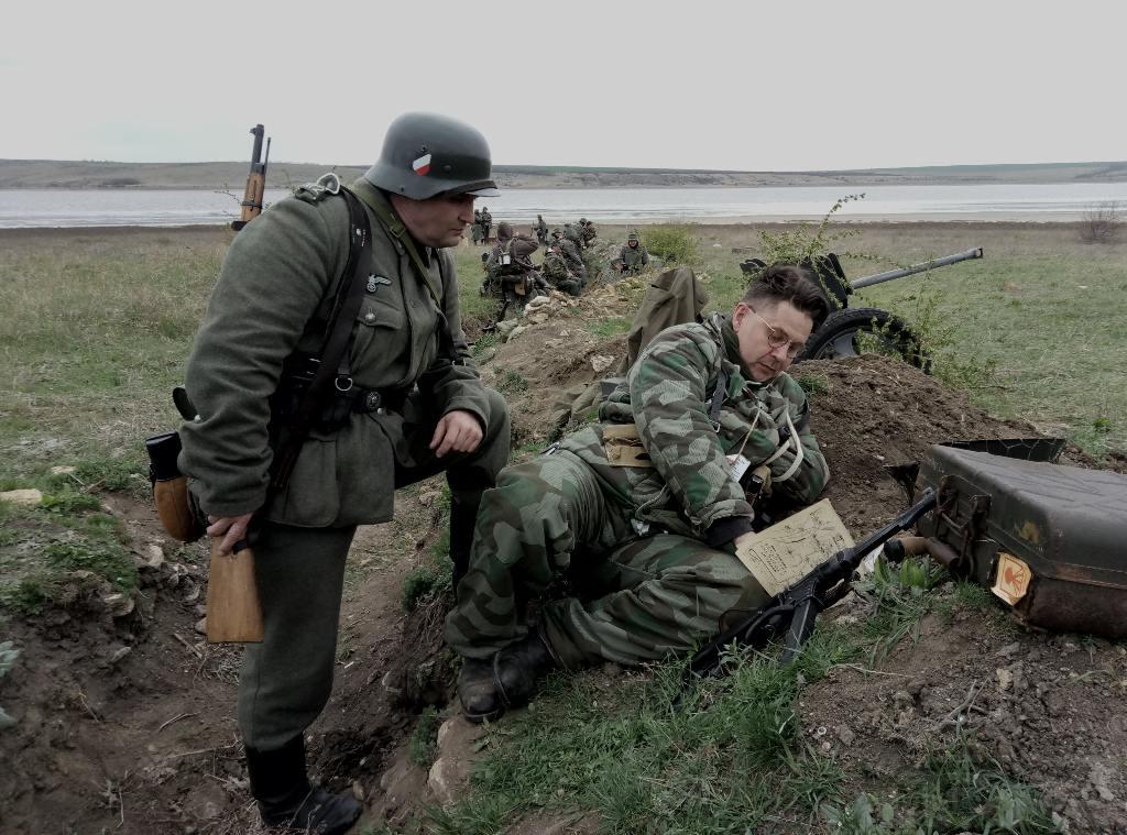 8252 - Освобождение Одессы