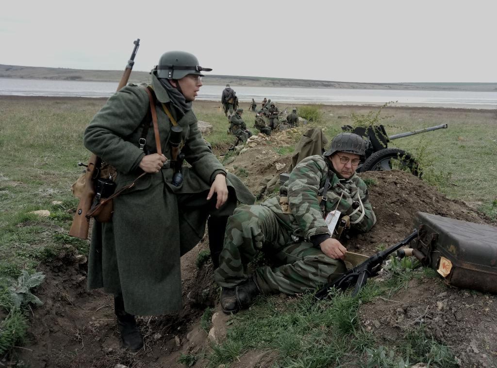 8253 - Освобождение Одессы
