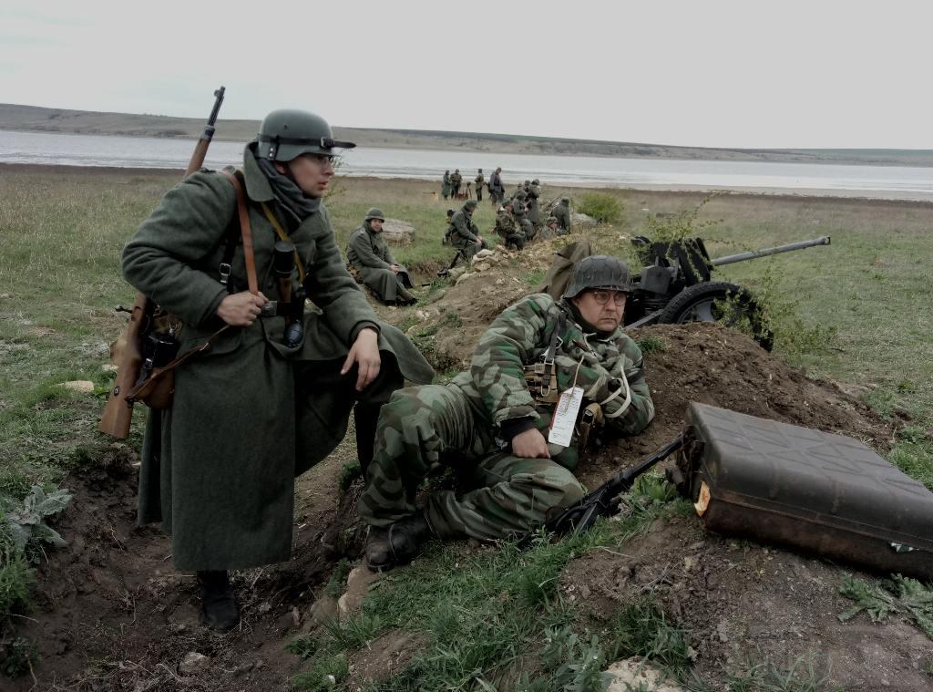 8254 - Освобождение Одессы