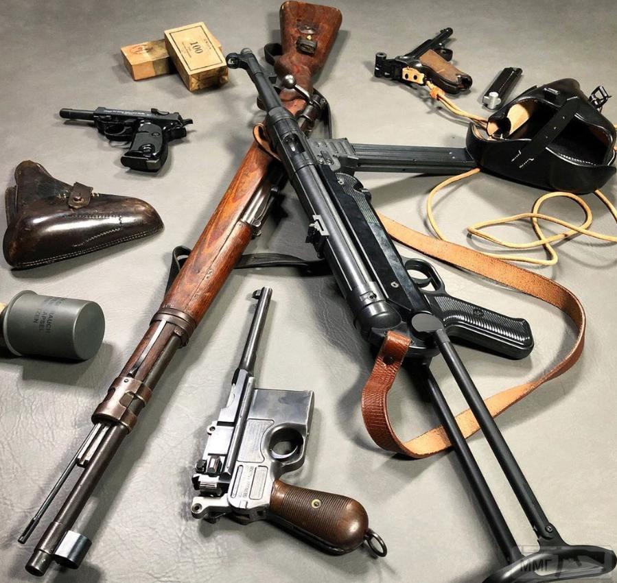 82544 - Фототема Стрелковое оружие